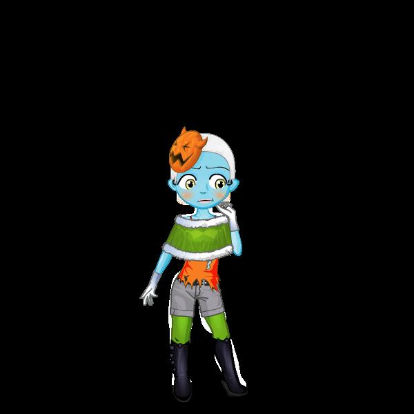 Yodicity character