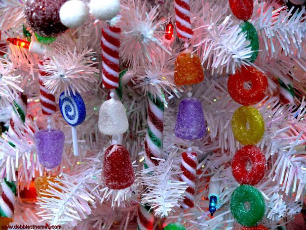 Fondo de Navidad CHUCHES