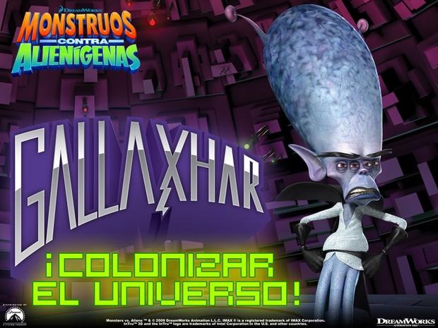 Monstruos contra Alienígenas: Extraterrestre