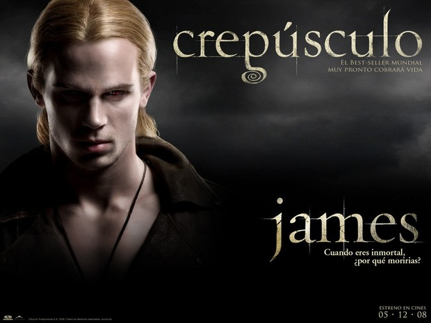 Crepúsculo: James