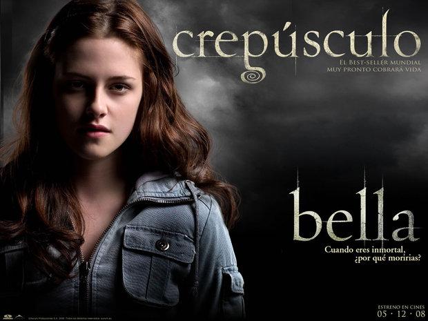 Crepúsculo: Bella