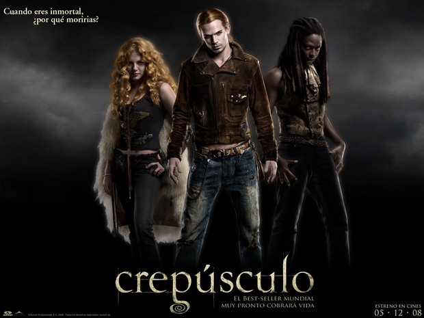 Crepúsculo: los vampiros
