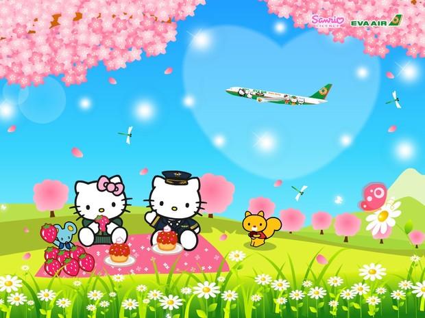 Fondos de escritorio Hello Kitty : 12 cursos gratis para dibujar a ...