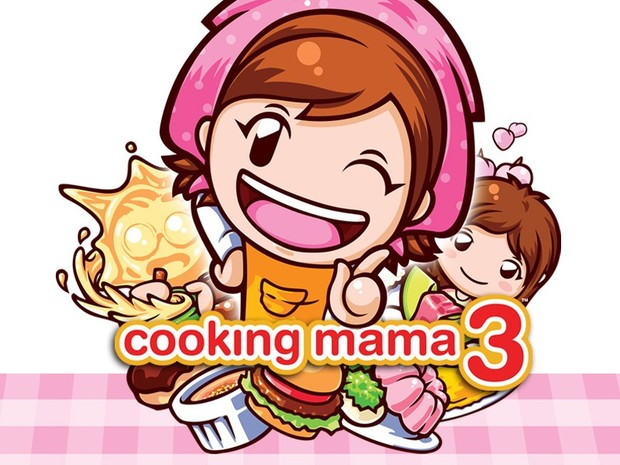 Cooking Mama 3: Nintendo DS 800x600
