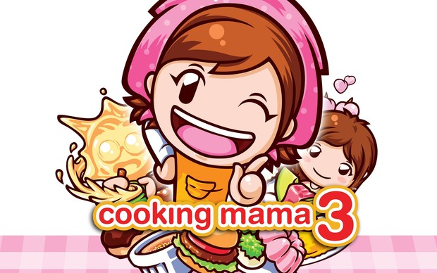 Cooking Mama 3: Nintendo DS 1920x1200