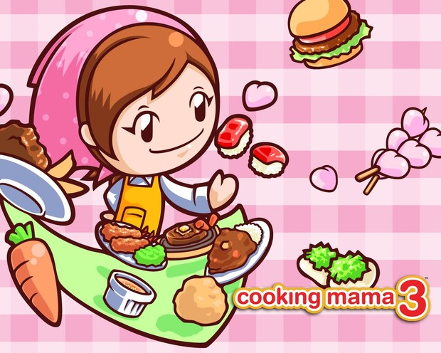 Cooking Mama 3  1280x1024
