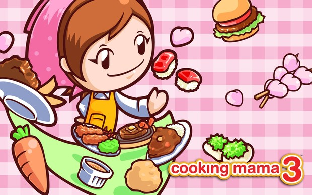 Cooking Mama 3  1920x1200
