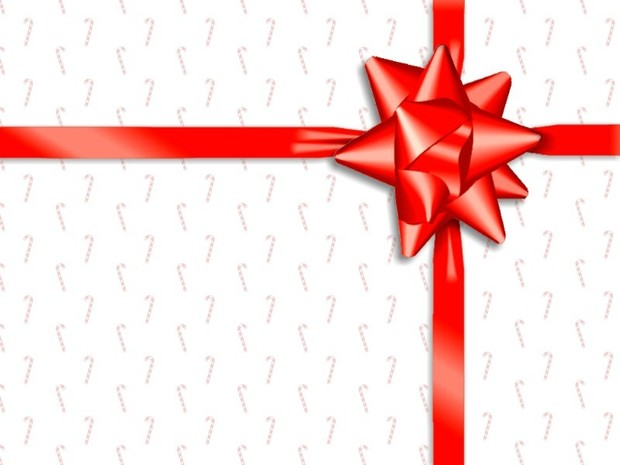 Fondo de Navidad REGALO