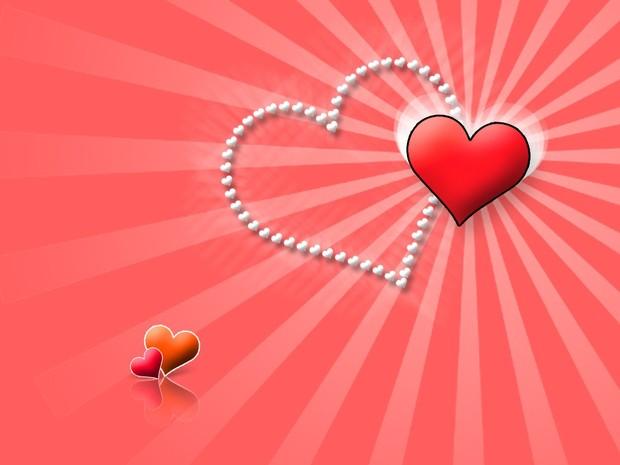 Corazón y perlas
