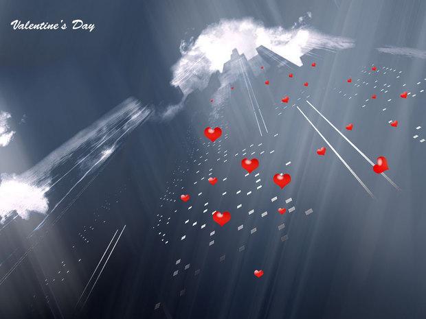 Cielo y corazones