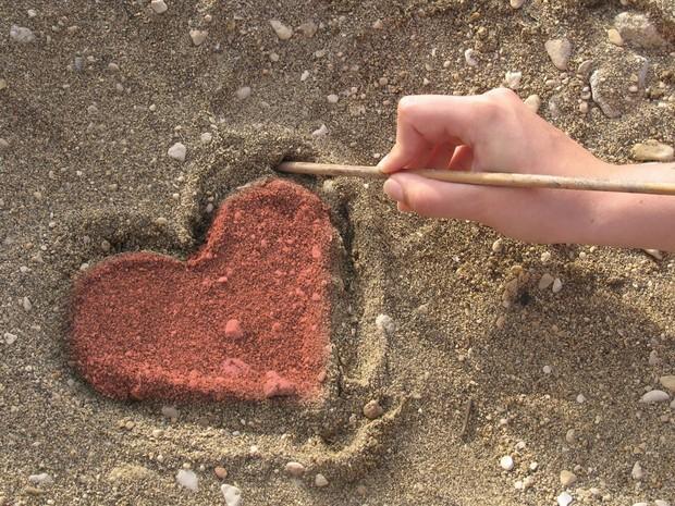Aprender a dibujar corazn rojo  eshellokidscom