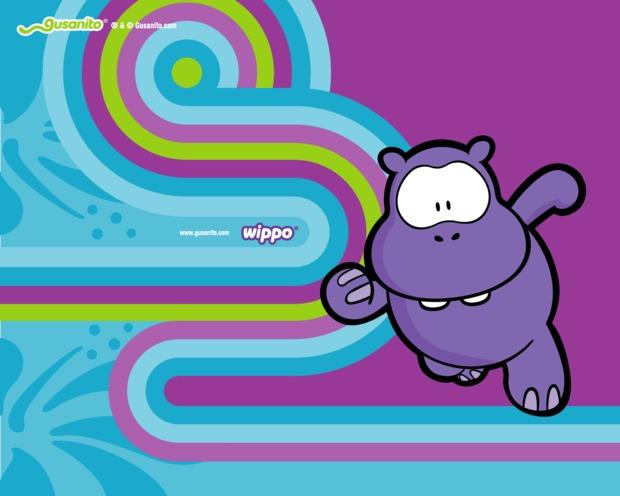 Wippo el hipopotamo