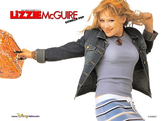 Lizzie Mc Guire - Estrella Pop