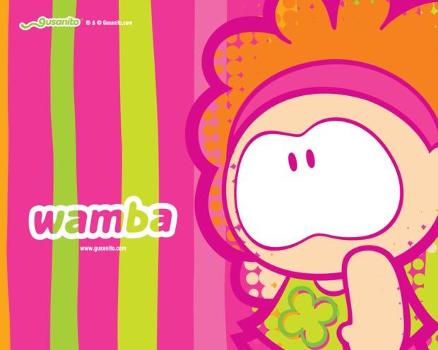 Wamba hermosa