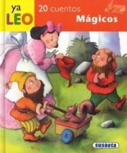 20 Cuentos mágicos - Lecturas Infantiles - Libros INFANTILES Y JUVENILES - Libros INFANTILES - de 6 a 9 años