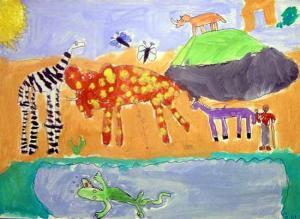 animaux-d-afrique-de-gulli