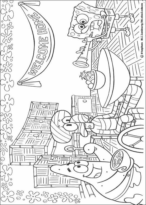 Dibujos para colorear en honor de calarmado... - es.hellokids.com
