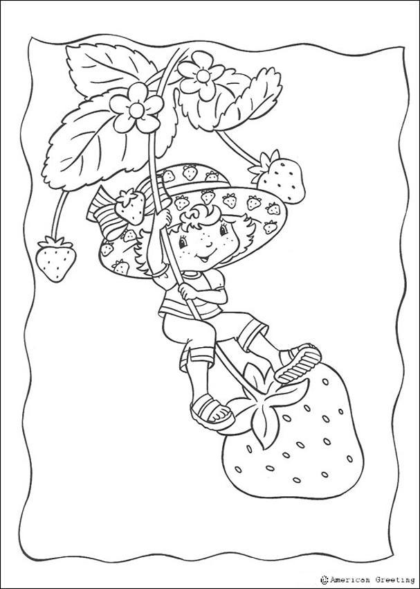 Dibujos para colorear ani vainilla y ovejita - es.hellokids.com
