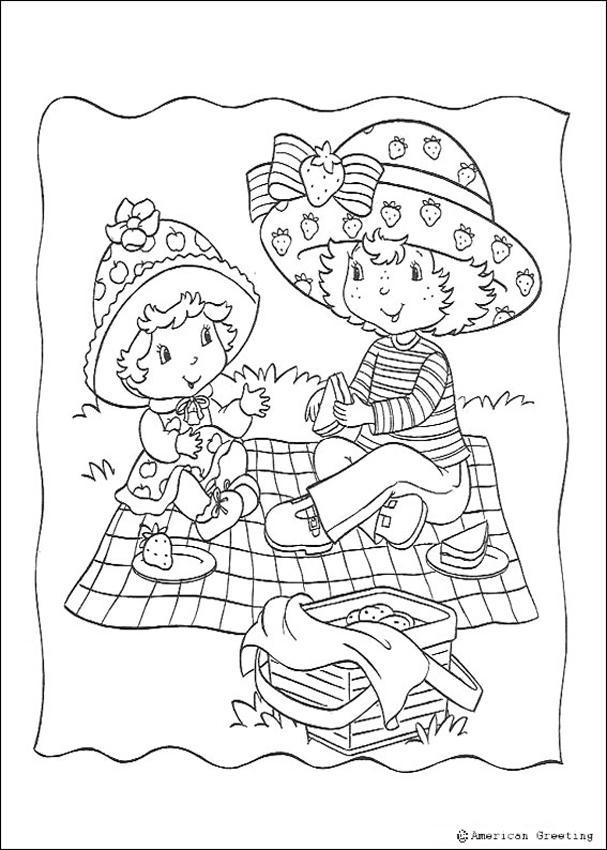Rosita Fresita : Dibujos para Colorear, Videos y Tutoriales ...