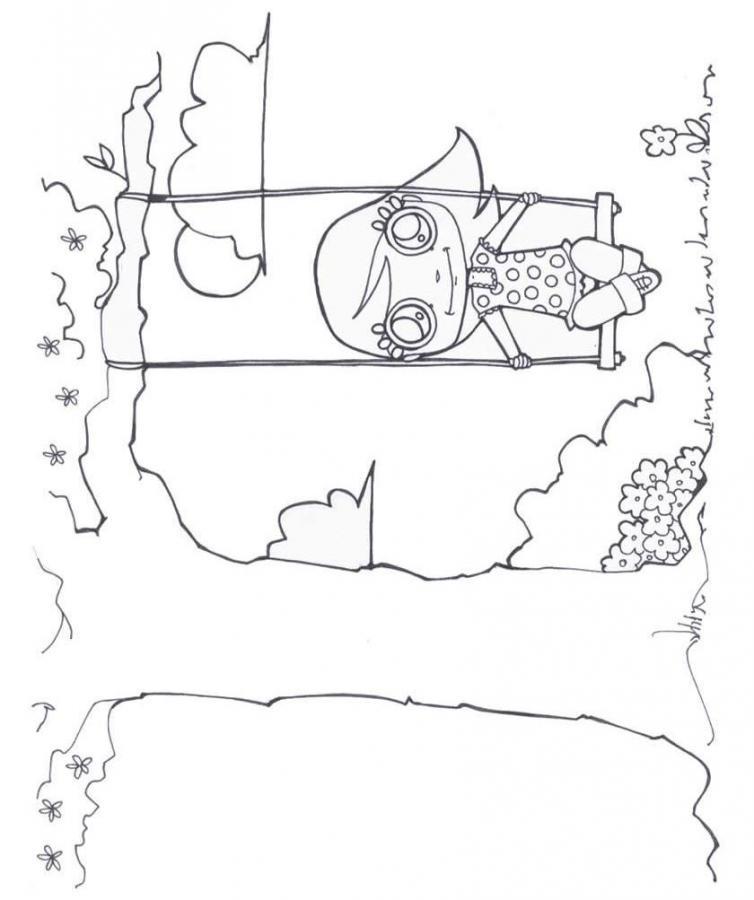 Dibujos para colorear la hierba - es.hellokids.com