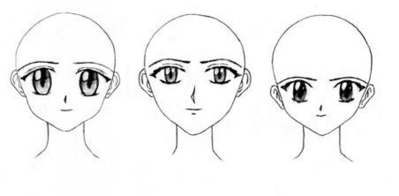 Dibujar una chica Manga - Dibujar al estilo Manga