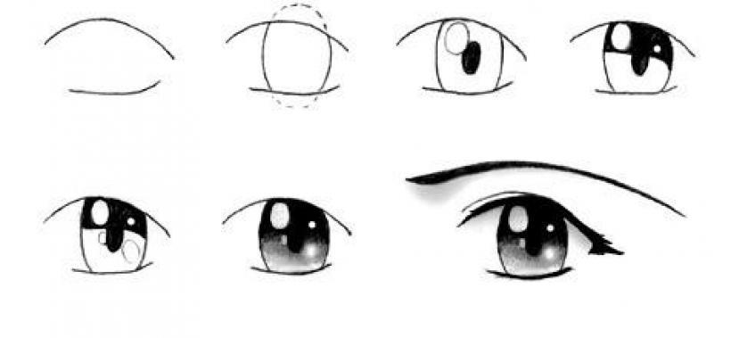a hacer rostros
