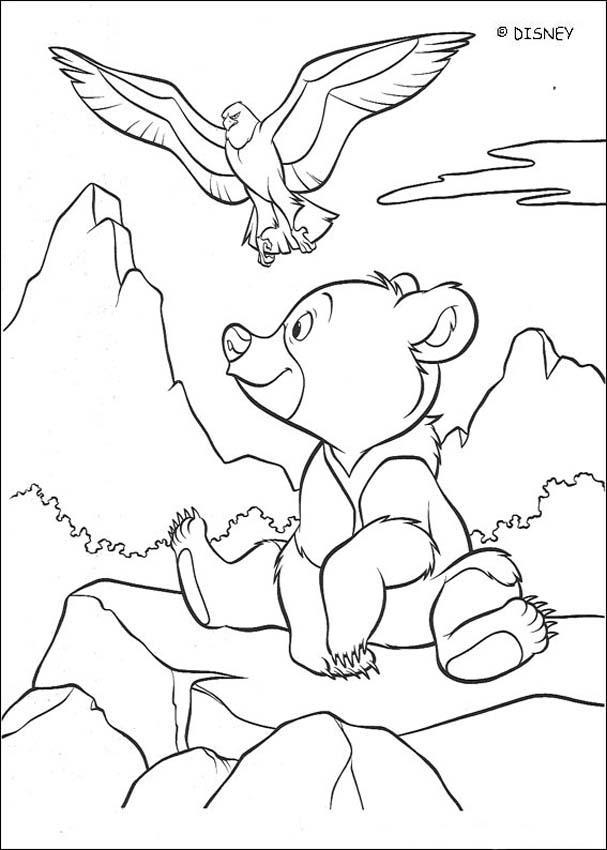 Dibujos Para Colorear Tierra De Osos 39 Eshellokidscom