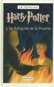 Harry Potter y las Reliquias de la muerte - Lecturas Infantiles - Libros INFANTILES Y JUVENILES - Libros JUVENILES - Literatura juvenil