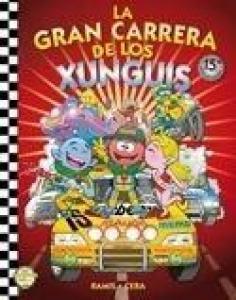 La gran carrera de los Xunguis - Lecturas Infantiles - Libros INFANTILES Y JUVENILES - Libros INFANTILES - de 6 a 9 años