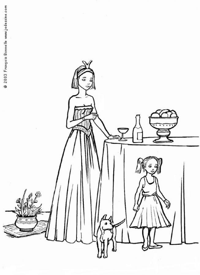 Magnífico Le Petit Prince Para Colorear Modelo - Dibujos Para ...