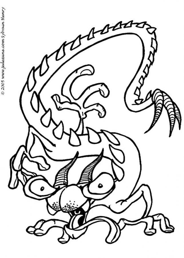 Serpiente : Dibujos para Colorear, Dibujo para Niños, Manualidades ...