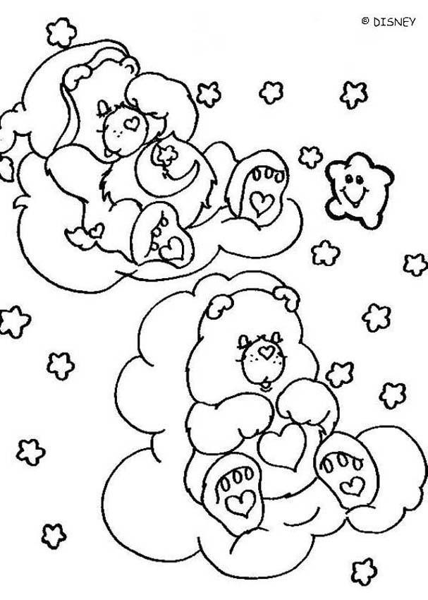 Dibujos a color de ositos cariñositos - Imagui