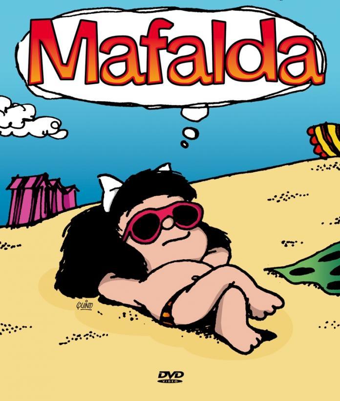 mafalda-en-la-playa