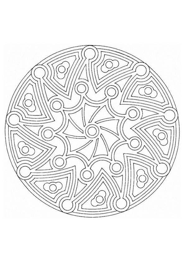 Dibujos abstractos para imprimir - Imagui