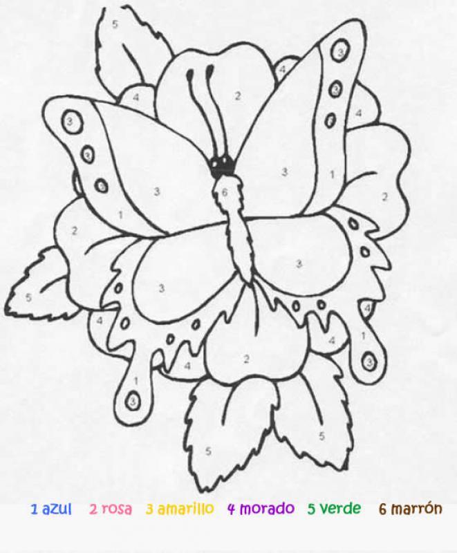 Juegos gratuitos de juego de pintar mariposa facil  eshellokidscom