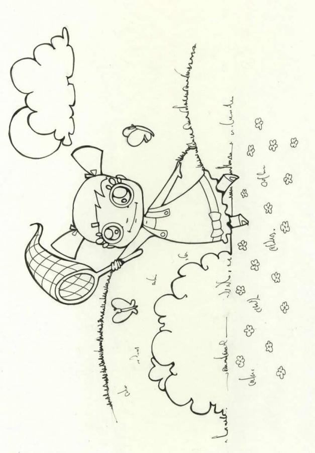Dibujos para colorear las amigas - es.hellokids.com