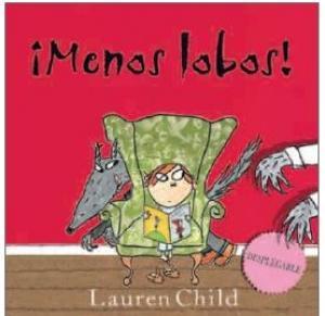 ¡Menos Lobos! - Lecturas Infantiles - Libros INFANTILES Y JUVENILES - Libros INFANTILES - de 6 a 9 años