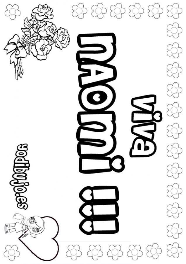 Dibujos para colorear nancy - es.hellokids.com