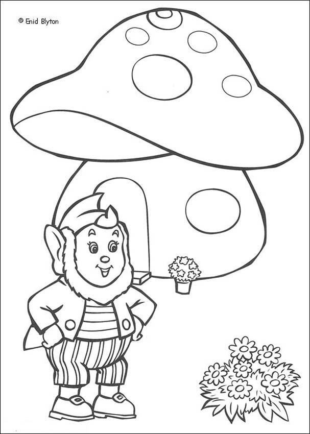 Jardín : Dibujos para Colorear, Lecturas Infantiles, Dibujo para ...