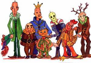 personnages-fantastiques