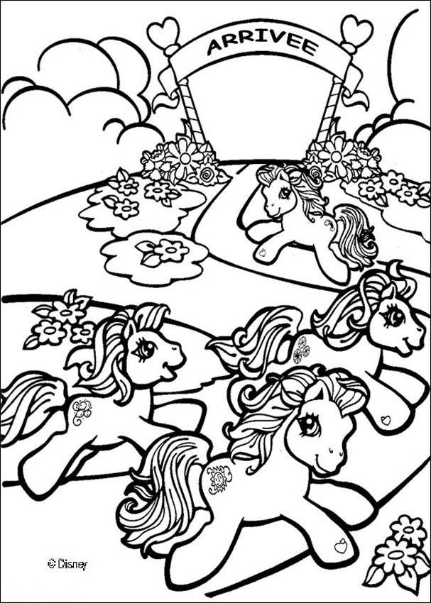 Dibujos para colorear rainbow dash pinkie pie y otros - Coloriage pinkie pie ...