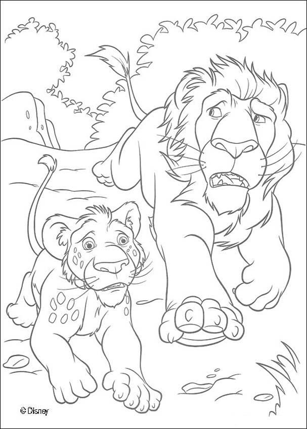 Dibujos para colorear ryan y samson - es.hellokids.com