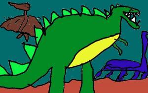 un-tyranosaure