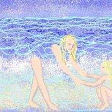 Ilustración : Playa