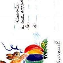 Ilustración : Ardilla
