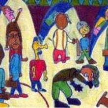 Población europea - Dibujar Dibujos - Imagenes para niños - Imagenes del MUNDO - En Europa