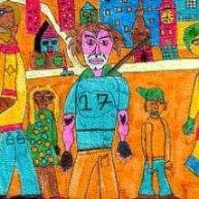 En París - Dibujar Dibujos - Imagenes para niños - Imagenes del MUNDO - En Europa