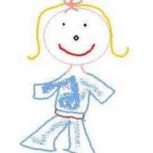 Juana - Dibujar Dibujos - Dibujos de NIÑOS - Dibujo de los niños POR LA PAZ