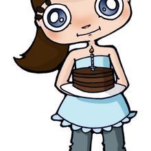 Ilustración : Andrea Cumpleaños