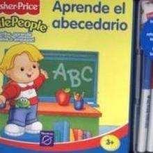 Aprende el Abecedario - Lecturas Infantiles - Libros INFANTILES Y JUVENILES - Libros INFANTILES - Conocimiento infantil/juvenil
